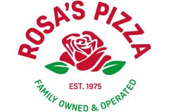 Rosa's Pizza logo