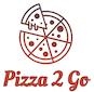 Pizza 2 Go logo