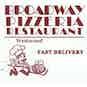 Broadway Pizzeria & Restaurant logo
