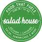 The Salad House logo