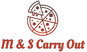 M & S Carry Out logo