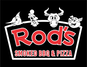 Rod's Pizzeria logo