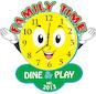 Family Time Dine & Play logo