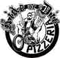 Ride or Die Pizzeria logo