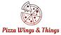 Pizza Wings & Things logo