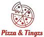 Pizza & Tingzs logo