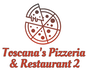 Toscana's Pizzeria & Restaurant 2 logo