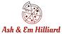 Ash & Em Hilliard logo