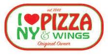 I Love NY Pizza & Wings
