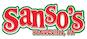 Sansos Pizzeria & 6 Packs - Blairsville logo
