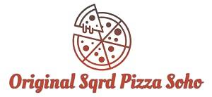 Original Sqrd Pizza Soho