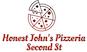 Honest John's Pizzeria Second St logo