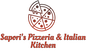 Sapori's Pizzeria & Italian Kitchen logo