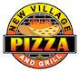 New Village Pizza & Grill logo