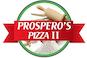 Prospero's Pizza logo