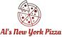 Al's New York Pizza logo