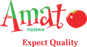 Amato Pizza logo