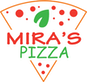 Mira's Pizza logo