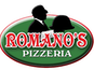 Romano's 24 Inch Pizzeria logo