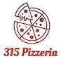 315 Pizzeria logo