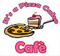 It's A Pizza Cake Cafe logo