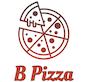 B Pizza logo