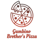 Gambino Brother's Pizza logo