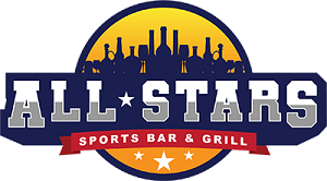 All Stars Sports Bar & Grill logo