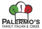 Palermo's Family Italian & Greek Restaurant logo