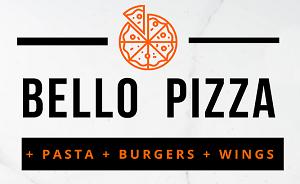 Bello Pizza logo