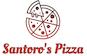 Santoro's Pizza logo