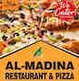 Al-Madina Restaurant & Pizza logo