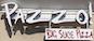 Pazzo Big Slice Pizza logo