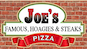 Joe's Famous Hoagies & Steaks Pizza logo