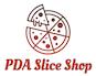 PDA Slice Shop logo