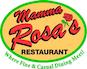 Mamma Rosa's Restaurant logo
