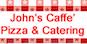 John's Caffe Pizza & Catering logo