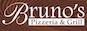 Bruno's Pizzeria & Grill logo