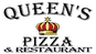 Queen's Pizza logo