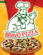 Bravo Pizza logo