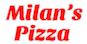Milan's Pizza logo