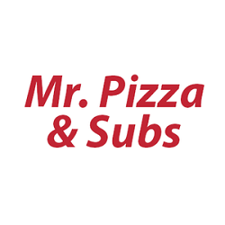 Mr Pizza & Subs logo