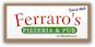 Ferraro's Pizza logo