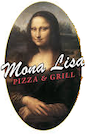 Mona Lisa Pizza logo