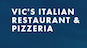 Vic's Italian Restaurant & Pizzeria Downtown logo
