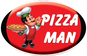 Pizza Man Restaurant logo