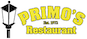 Primo Pizza Restaurant logo