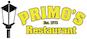Primo Pizza Restaurant logo