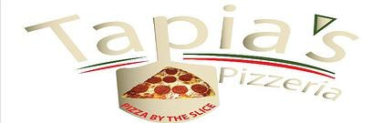 Tapia's Pizza & Grill logo