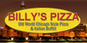 Billy's Old World Pizza logo